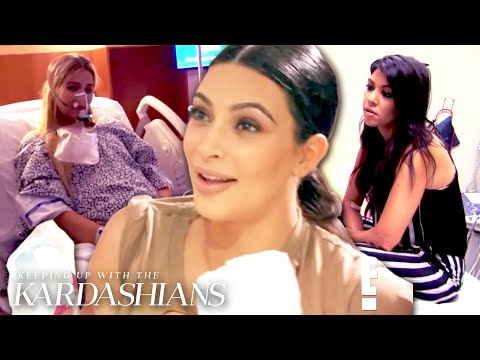 Kardashians' Most Critical Moments During Pregnancy | KUWTK | E!
