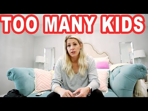 The Problem with Having lots of KIDS 14 Week Pregnancy bumpdate