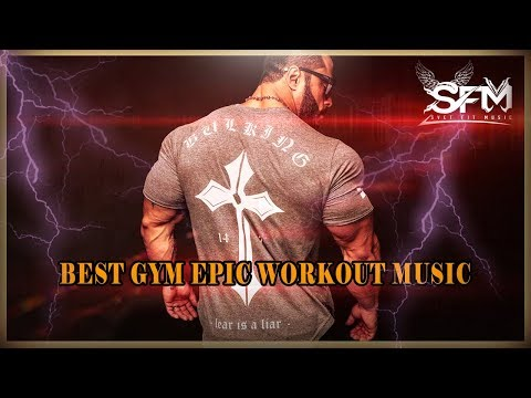 Best Gym Epic Workout  Video Music – By Svet Fit Music