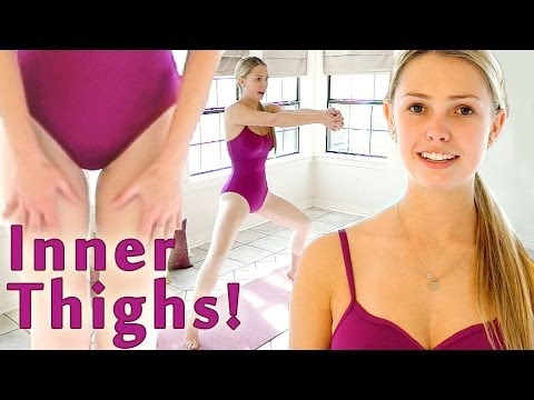 Inner Thigh Gap Clarity Workout at Home For Women 10 Minute Fitness Training Routine