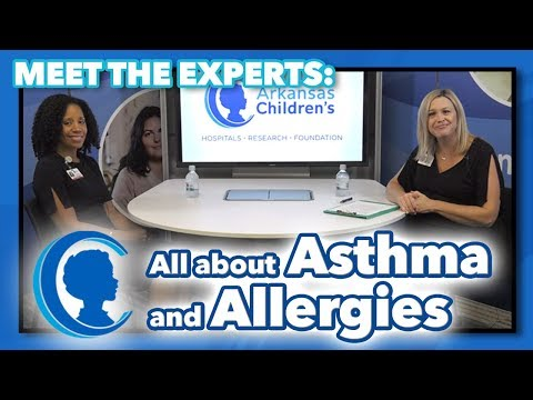 Meet the Experts: All About Asthma and Allergies