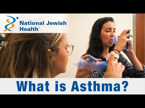 What is Asthma and How Is it Diagnosed and Treated?