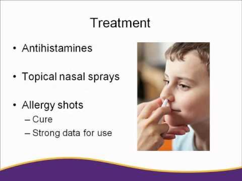 Children's Allergies