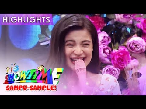 Anne talks about her first signs of pregnancy | It's Showtime