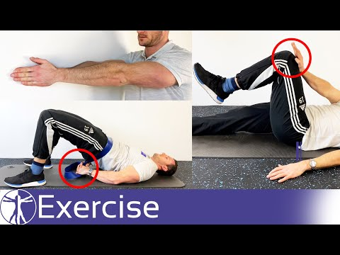 Isometric Exercises for Low Back Pain Pain Relief