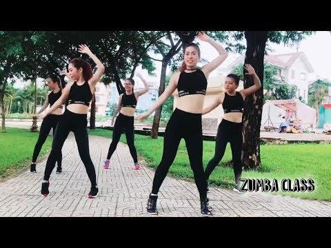 12 mins Zumba aerobic dance workout full video for beginners l Zumba dance workout exercise l Zumba