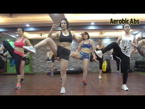 The Fastest Weight Loss Exercise l Aerobic Workout To Lose Belly Fat Quickly l Aerobic Abs