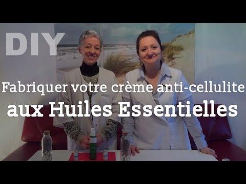 Fabriquer votre crème anti-cellulite aux Huiles Essentielles – création Dr Françoise Couic Marinier