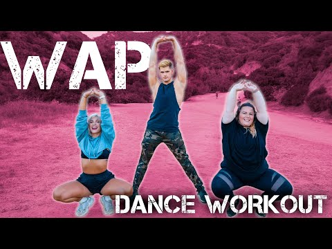Cardi B – WAP feat. Megan Thee Stallion | Caleb Marshall | Dance Workout