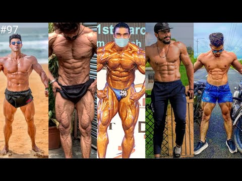 🔥Most Popular Gym Beast Viral Tiktok Videos 2020🔥|💪 Bodybuilder💪 | Workout Tiktok | Tiktok Star #97