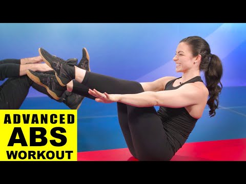 Extreme Abs Workout – 7 Min – At Home with Cirque du Soleil