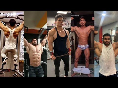 🔥Most Popular Bodybuilder Viral Tiktok Videos 2020🔥| 💪Gym Lover 💪| Workout Videos | TikTok Star #139