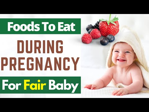 Foods to Eat During Pregnancy For a Fair Baby  | 10 Foods That Helps to Get Fair Baby While Pregnant