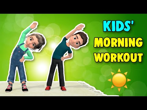 Kids Morning Workout – Kids Daily Exercises