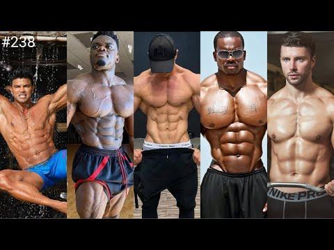 Gym Lover Tiktok videos || Bodybuilder tiktok || Hard Workout tiktok || Gym Monster Tiktok || #238
