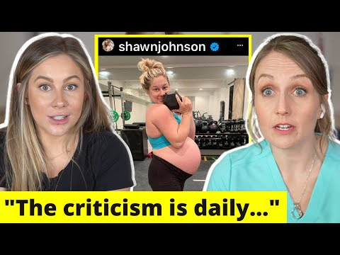 Pregnant Olympian Shawn Johnson Opens Up | Exercise in Pregnancy  – ObGyn Interview