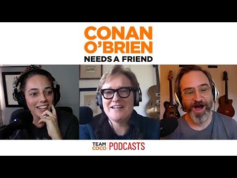 "Sona Announces Her Pregnancy – ""Conan O'Brien Needs A Friend"""