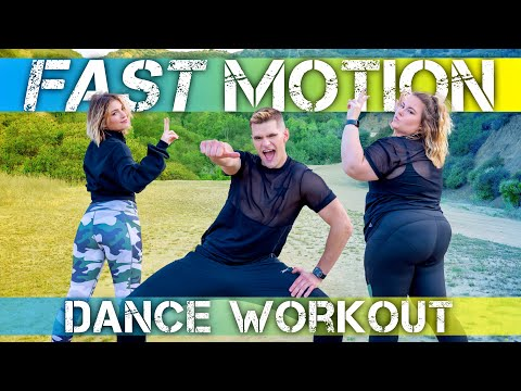 Saweetie – Fast (Motion) | Caleb Marshall | Dance Workout