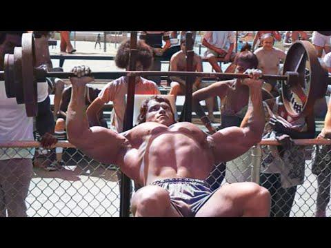 Arnold Schwarzenegger's Fundamental Chest Workout