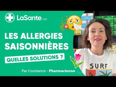 Les allergies saisonnières : quelles solutions ?
