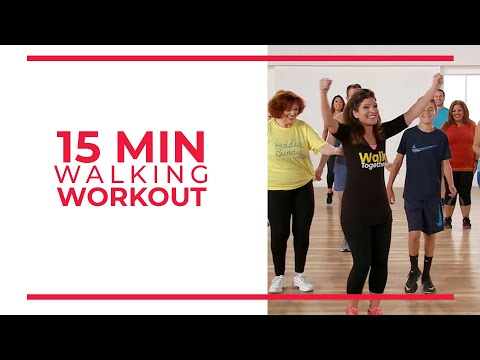 Walk 15 Leslie Family Mile | 15 Minute Walking Workout