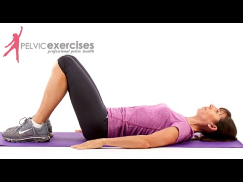 Pelvic Floor Safe Core Exercises   Physio Safe Core Exercises Video