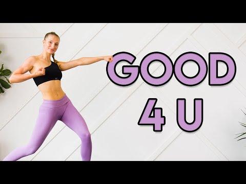 Olivia Rodrigo – good 4 u FULL BODY WORKOUT ROUTINE