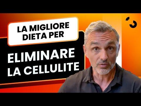 La migliore dieta per eliminare la cellulite   Filippo Ongaro